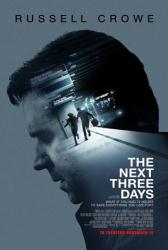 The Next Three Days movie poster [Russell Crowe] 27x40