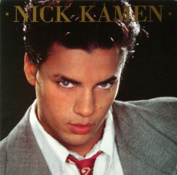 Nick Kamen poster: Nick Kamen vintage LP/Album flat (1987)