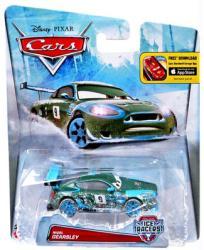Cars Ice Racers: Nigel Gearsley die-cast (Disney/Pixar) 2014