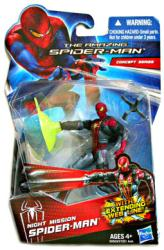 The Amazing Spider-Man: Night Mission Spider-Man figure (Hasbro/2012)