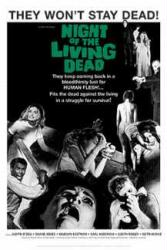 Night of the Living Dead movie poster [George A Romero] (24 X 36) 1968