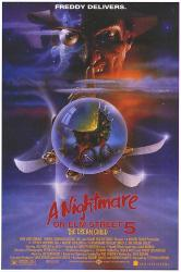 A Nightmare On Elm Street 5: The Dream Child movie poster (24x36)
