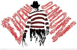 A Nightmare on Elm Street poster: Dream (34x22) Freddy