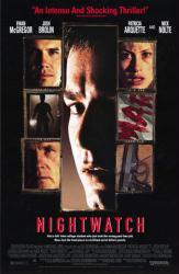 Nightwatch movie poster [Ewan McGregor/Josh Brolin/Patricia Arquette]