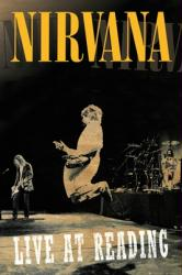 Nirvana poster: Live At Reading (24'' X 36'')
