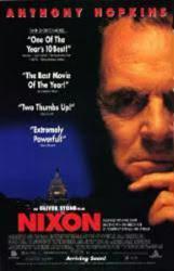 Nixon movie poster [Anthony Hopkins] an Oliver Stone film (26x40)