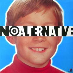 No Alternative poster: Vintage LP/Album promo flat (1993)