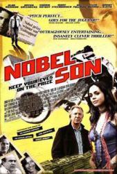 Nobel Son movie poster [Alan Rickman, Bryan Greenberg & Eliza Dushku]