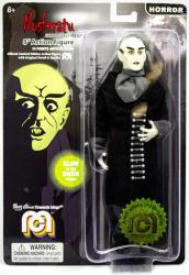 "Nosferatu Glow in the Dark 8"" retro-style action figure (MEGO/2019)"