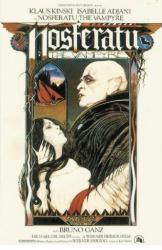 Nosferatu the Vampyre movie poster [Klaus Kinski, Werner Herzog] 27x40