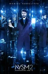 Now You See Me 2 movie poster [Daniel Radcliffe] original 27x40