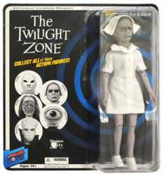 The Twilight Zone Series 6: Nurse action figure (Bif Bang Pow/2012)