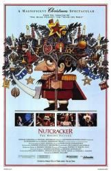 Nutcracker: The Motion Picture movie poster (1986) original 27 X 41