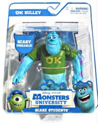 Monsters University Scare Students: OK Sulley action figure