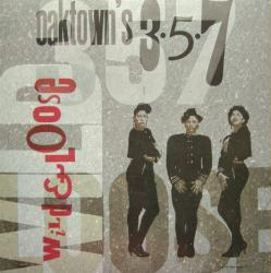 Oaktown's 3-5-7 poster: Wild & Loose vintage LP/Album flat (1989)