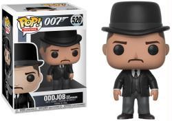 Pop! Movies: 007 Oddjob vinyl figure (Funko) James Bond Goldfinger