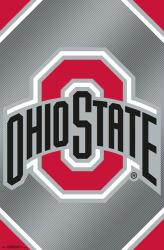 The Ohio State University Buckeyes poster: Logo (NCAA) 22x34