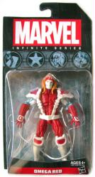 Marvel Infinite Series: Omega Red action figure (Hasbro/2014)