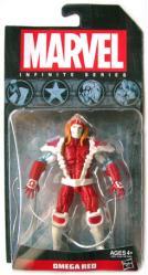 Marvel Infinite Series: Omega Red action figure (Hasbro/2014)