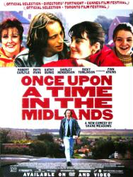 Once Upon A Time In the Midlands movie poster [Robert Carlyle] 18x24