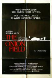 The Onion Field movie poster (1979) original one-sheet