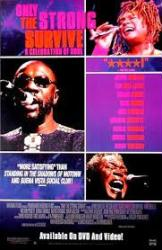 Only the Strong Survive: A Celebration of Soul poster [Isaac Hayes]