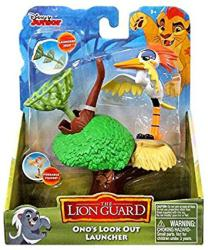 The Lion Guard: Ono's Look Out Launcher figure set (Just Play/2016)