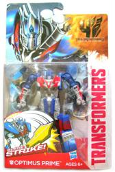 Transformers Age of Extinction: Optimus Prime action figure (Hasbro)
