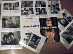 Orange County pressbook kit [Jack Black, Colin Hanks]