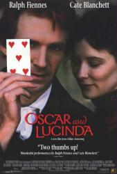 Oscar and Lucinda movie poster [Ralph Fiennes, Cate Blanchett] 27x40
