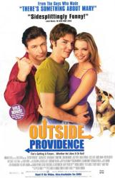 Outside Providence movie poster [Alec Baldwin] 26x40 NM
