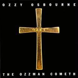 Ozzy Osbourne poster: The Ozzman Cometh vintage LP/Album flat