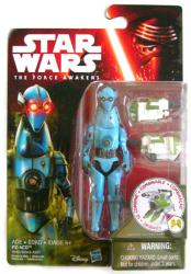 Star Wars The Force Awakens: PZ-4CO action figure (Hasbro/2015)