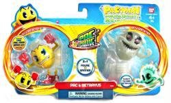 Pac-Man Ghostly Adventures: Pac & Betrayus Pac Panic Spinner figures