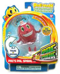 Pac-Man Ghostly Adventures: Pac's Pal Spiral Pac Panic Spinner figure