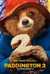 Paddington 2 movie poster (2017) original 27x40 advance