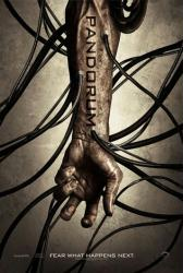 Pandorum movie poster (2009) original 27x40 advance teaser