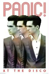 Panic! At the Disco poster (24x36) Brendon Urie