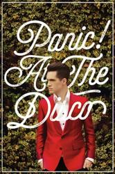 Panic! At the Disco poster: Brendon Urie - Red Suit (24x36)