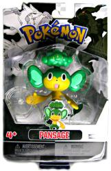Pokemon Black and White: Pansage figure (JAKKS Pacific/2011)