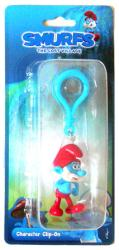Smurfs The Lost Village: Papa Smurf Character Clip-On figure