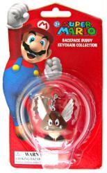 Super Mario: Paragoomba figure keychain (Goldie/2012)