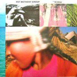 Pat Metheny Group poster: Still Life Talking vintage LP/Album flat