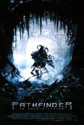 Pathfinder movie poster (2007) 27x40 video version