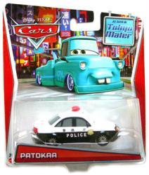 Cars [Tokyo Mater] Patokaa die-cast vehicle (Mattel/2013) Disney/Pixar