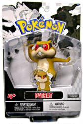 Pokemon Black and White: Patrat figure (JAKKS Pacific/2011)