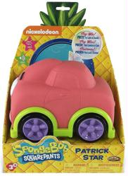 Spongebob Squarepants: Patrick Star vinyl vehicle w/ lights & sounds