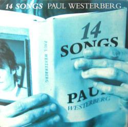 Paul Westerberg poster: 14 Songs vintage LP/Album flat (1993)