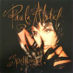 Paula Abdul poster: Spellbound vintage LP/Album flat