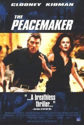 The Peacemaker movie poster [George Clooney & Nicole Kidman] video